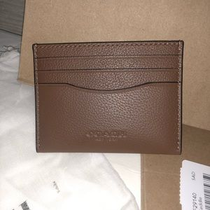 Coach Men's Wallet / Cardcase BNIB